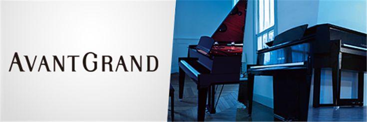 AvantGrand Pianos