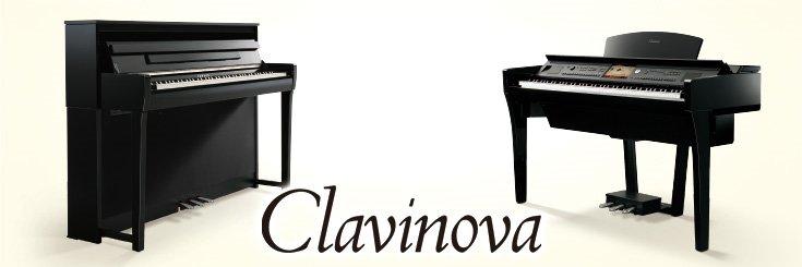 Clavinova Pianos