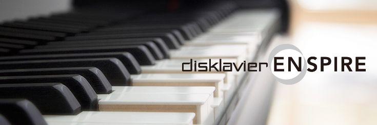 Disklavier Enspire Pianos
