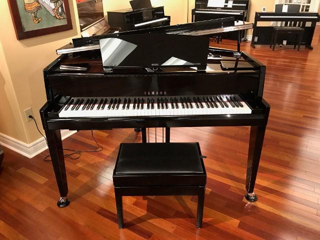 Yamaha model N3 Avant Grand piano